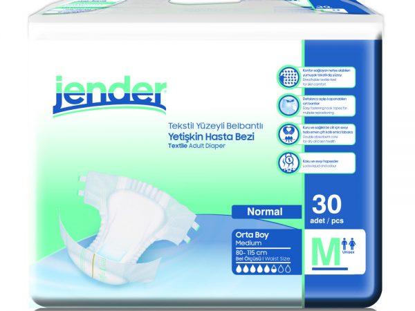 Jender Yetişkin Bel Bantlı